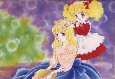 Voilà,Gwendoline petite blondinette!!!