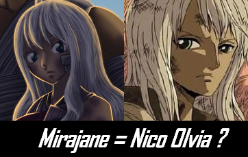 mirajane a une fille