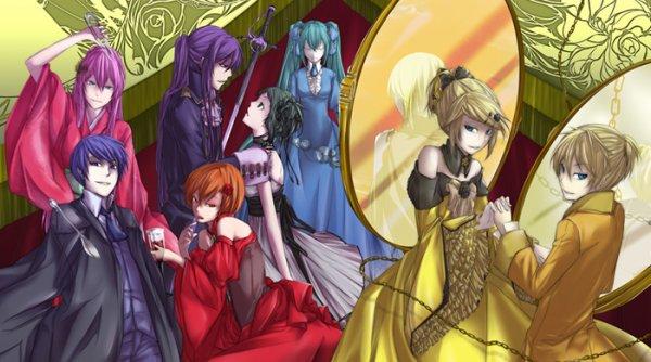 Seven Deadly Sins (Vocaloid)