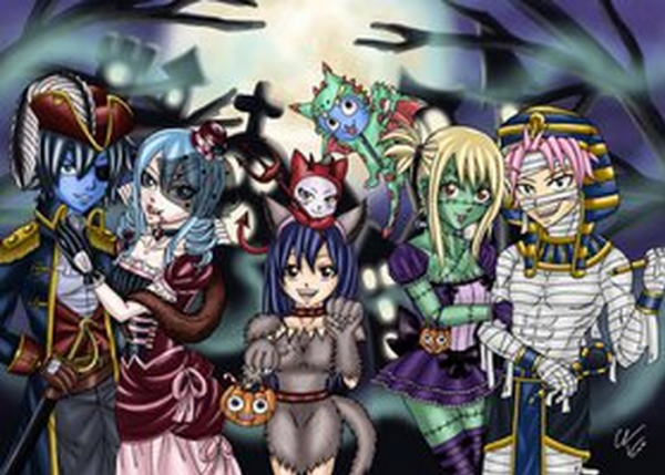 Bon Halloween les gens :-D