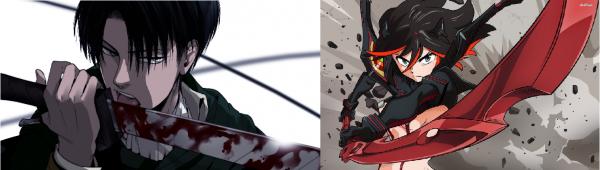 Parents de Ultraadam ( Levi et Ryuuko)