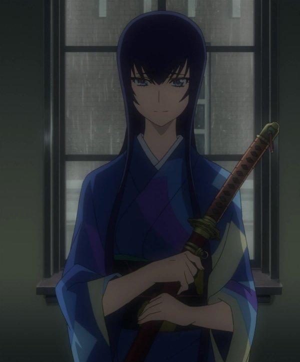 Maman de ...................... (Saeko (highschool of the dead))