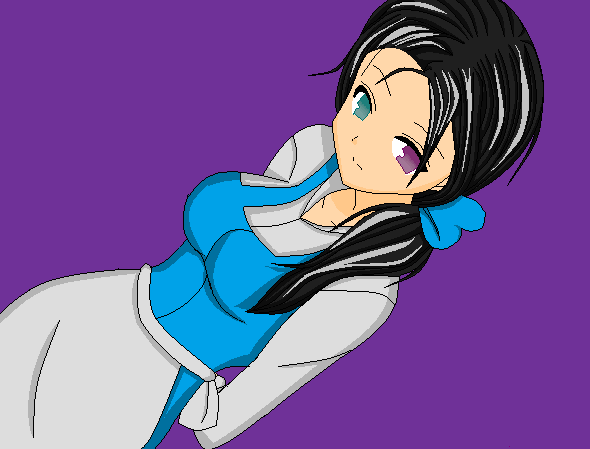 "Mizuko en princesse disney ( Belle, ""la belle et la bête"")"