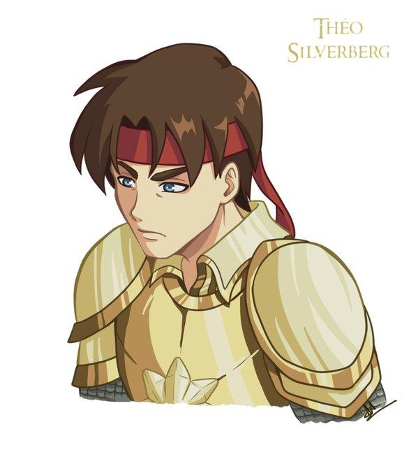 Hommage à Théo Silverberg