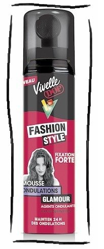 #Avis mousse fashion style (vivelle dop)