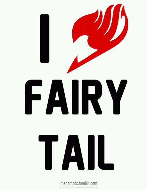 We are Fairy Tail!!!