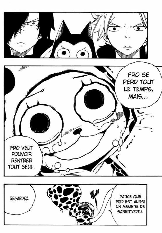 "Scan 374,5: Bonus "" Bon retour, Frosh"""