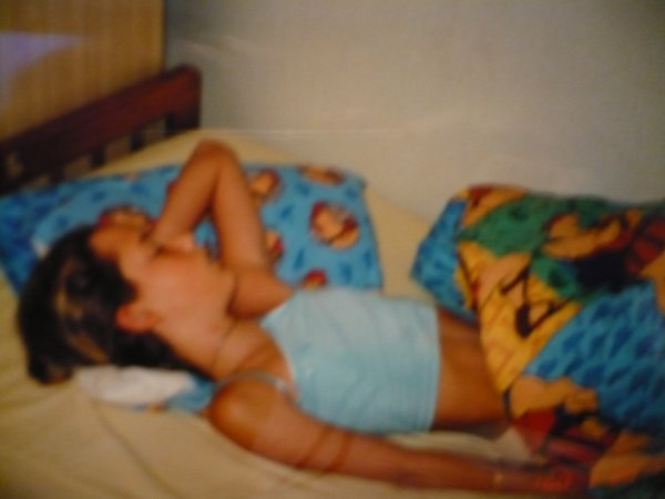 Et ouais... j'ai pas changé, j'aime toujours autant dormir :D