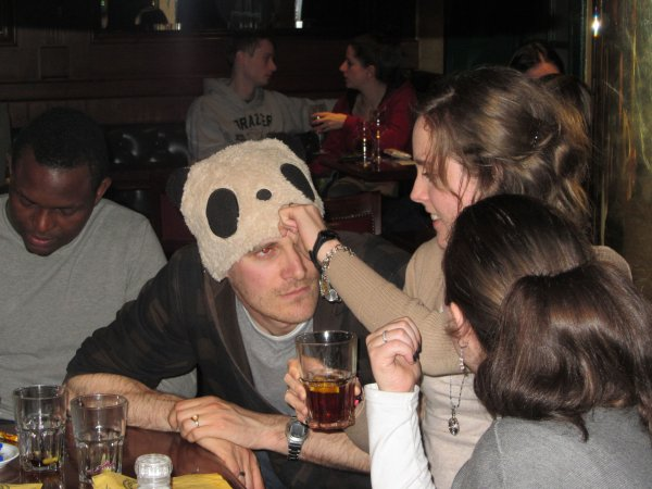 Benoît à l'anniversaire de Greg... qué naffaire =_=' xD