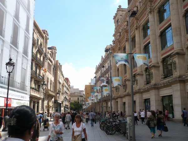 Barcelona, septembre 2013