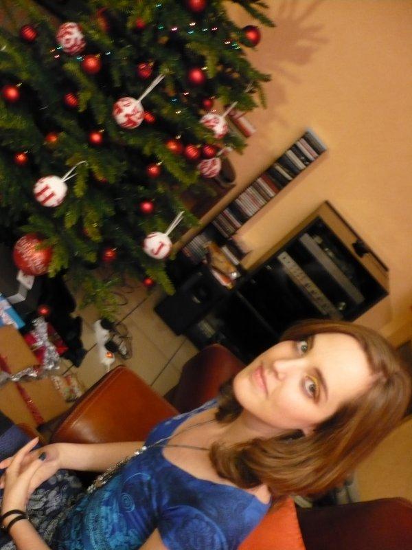 Noël 2013 chez Maddy :)