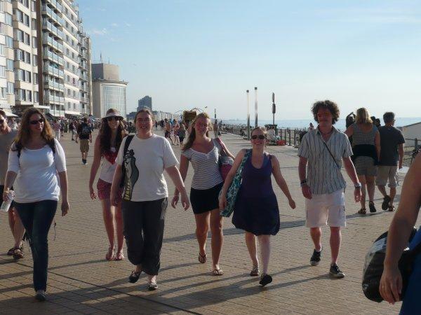 Ostende!