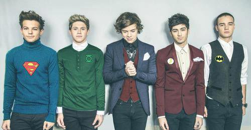One Direction *-*