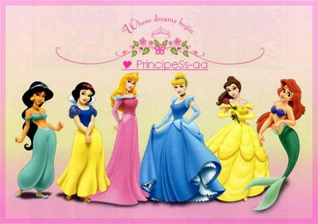 blOg Sur Les Princesses de Disney
