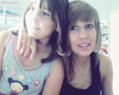 Petite soeur. ♥