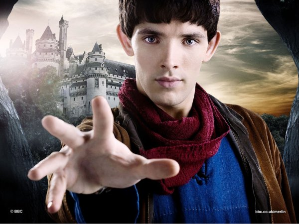 Merlin + Colin Morgan.
