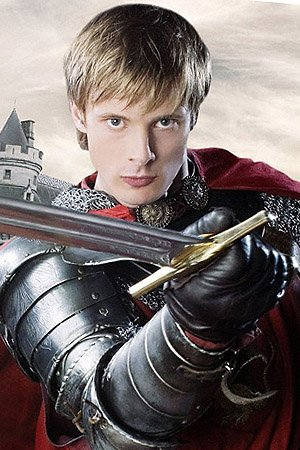 Arthur + Bradley James.