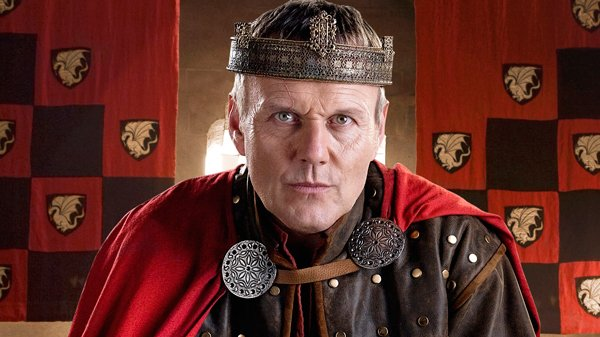 Uther + Anthony Head.