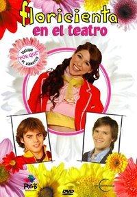 Affiche Spectacle de Floricienta Gran Rex 2004.