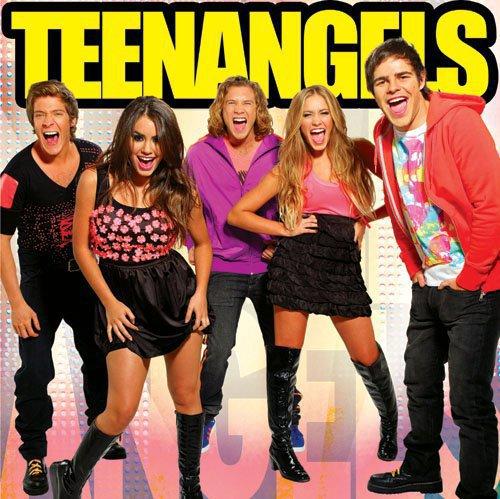 Toutes les chansons du nouveau CD des Teen Angels!!!!