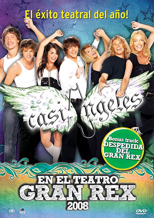 Casi Angeles Gran Rex 2008!!!!