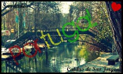 Caldas de Sao Jorge. Portugal. ♥