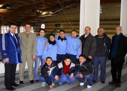 moi et mes amis en france (le tournoi du judo en france)