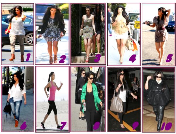 En mode Kardashian ♥