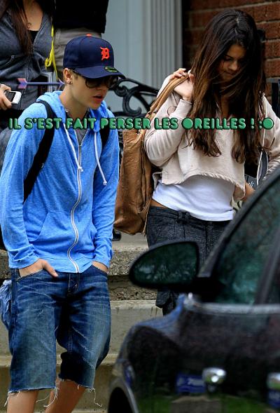 Quelques nouvelles sur Justin Bieber ...!