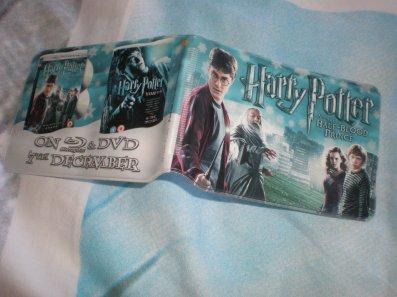 Porte Carte : Harry Potter