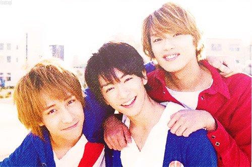 Hikka-chan, Yu-chan, Taka-chan