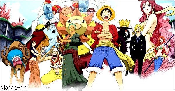 ► Fiche Manga : One piece . ◄