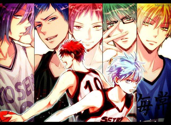 ► Fiche Manga : Kuroko no Basket ◄