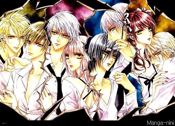 ►Fiche Manga : Uragiri ◄