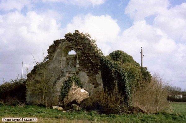 La chapelle Saint-Pierre-Ès-liens