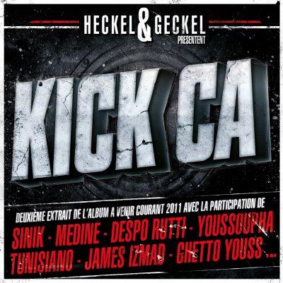 """Heckel et Geckel """" KICK CA """""""