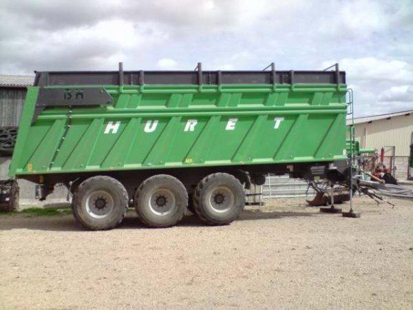benne huret 32 tonnes