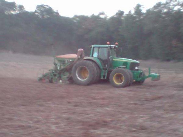 6920s au semi du blé