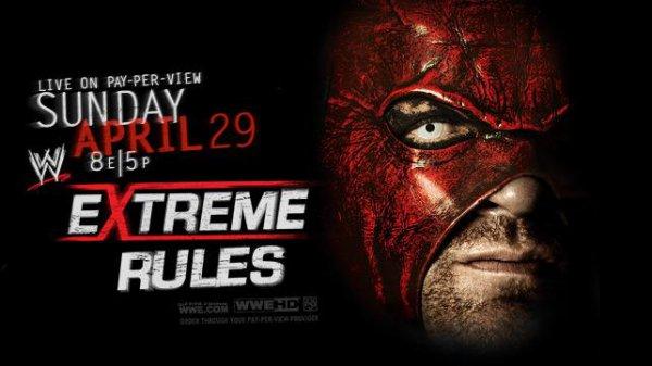 i Extreme Rules 2012 !