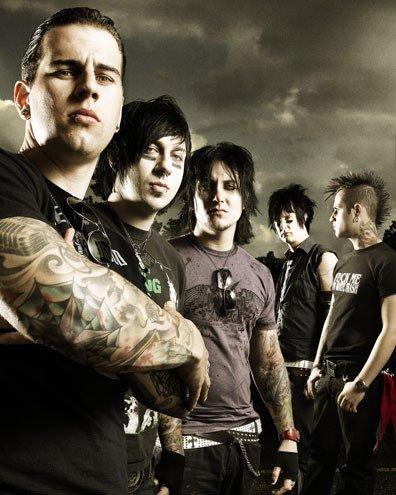 avenged sevenfold!!!!