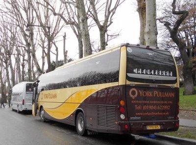 Irisbus Eurorider  Beulas Cygnus York Pullmann (GB) :