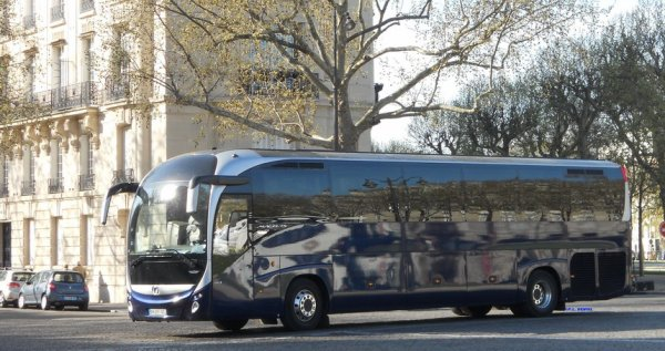 Irisbus Magelys HD   à Paris