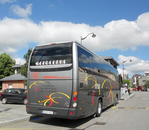 Volvo B12R Beulas Aura  (D) :