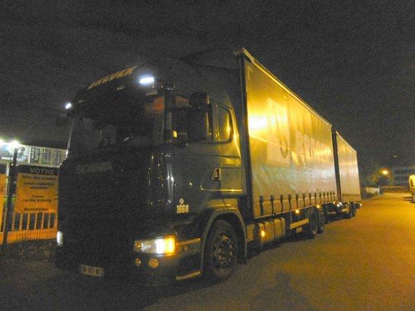 Scania C+R