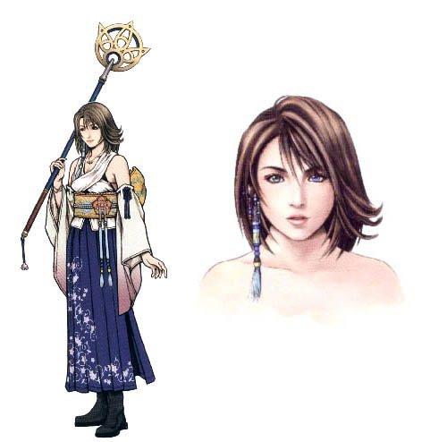 Yuna ~ Invoqueur ~ Final Fantasy X-2