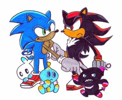 Sonic dessin de moi 8d - Dessins sonic ...