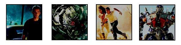Trilogie Transformers
