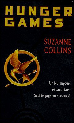 Trilogie Hunger Games Suzanne Collins