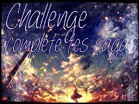 Challenge 2014 Complète tes sagas