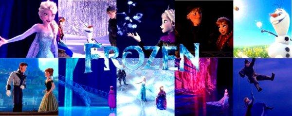 Frozen - La Reine des Neiges